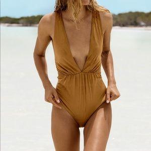 Tori Praver Andie One Piece Swimsuit NWT